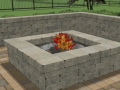 square-fire-pit-paver-patio
